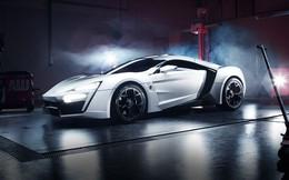 Điểm danh những 'chiến mã' khủng trong Fast and Furious 7