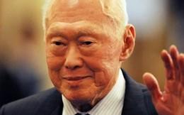 Singapore bác tin đồn cựu Thủ tướng Lý Quang Diệu qua đời