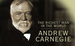 Andrew Carnegie: Khi đi du lịch là để học