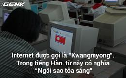"""Mạng Internet """"có 1-0-2"""" ở Triều Tiên khác thường như thế nào?"""
