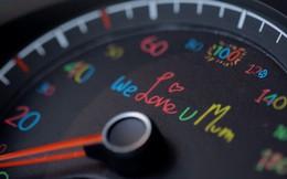 Chiếc đồng hồ này sẽ giúp bạn không bao giờ phóng xe quá tốc độ