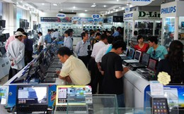 Doanh số máy tính sụt giảm 10% trong quý 2/2015