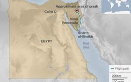 Vụ rơi máy bay Nga: Tìm thấy hơn 100 thi thể