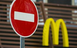 McDonald's đóng cửa hàng tại Nga lần đầu tiên trong lịch sử
