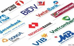 Một công bố khác về Top 10 ngân hàng được quan tâm nhất: Không có tên VIB, TPBank, PVComBank