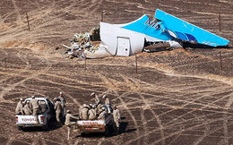 Những phân tích ban đầu về hộp đenmáy bay Nga bị rơi