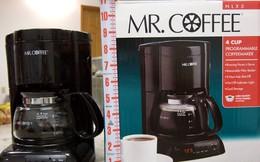 """Nhìn lại cuộc đời của """"cha đẻ"""" máy pha cà phê huyền thoại Mr. Coffee"""