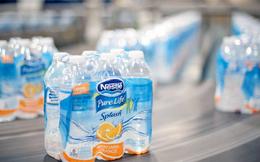 Nestlé và cuộc đua bán nước tại Mỹ