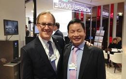 Chủ tịch FPT Trương Gia Bình đến Davos bàn về tương lai Internet