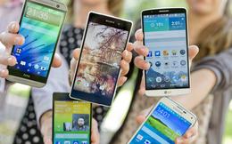 Nếu không phải Samsung hoặc Apple, đừng mơ kiếm được tiền từ điện thoại