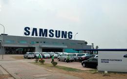 Nhờ Samsung, Thái Nguyên dẫn đầu cả nước về tăng trưởng sản xuất công nghiệp