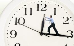 3 thói quen giúp có thêm nhiều thời gian hơn
