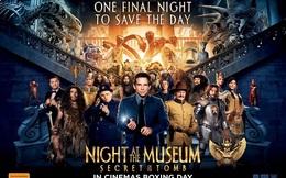 Night at The Museum 3: Hành trình đêm thú vị trong viện bảo tàng