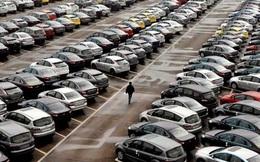 11 tháng năm 2015, người Việt nhập ô tô bằng cả năm 2013 và 2014 cộng lại
