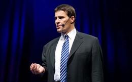 Tony Robbins: Kỹ năng chính cần phải học là nói chuyện