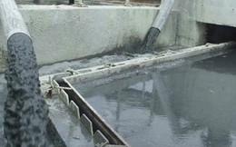 Bắt quả tang Nhà máy Bia Đông Nam Á xả thải trực tiếp ra môi trường