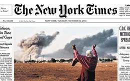New York Times, tờ báo in hiếm hoi đã thành công trên mạng Internet như thế nào?