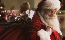 Xuất thân ít người biết của Ông già Noel