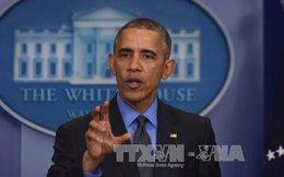 Tổng thống Mỹ tổ chức cuộc họp báo cuối cùng trong năm
