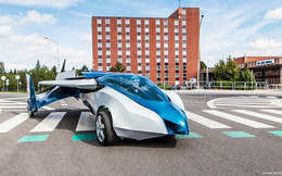 Ô tô bay Aeromobil sẽ có mặt trên thị trường vào 2017