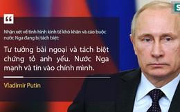 """Những câu nói """"để đời"""" của ông Putin trong Thông điệp Liên bang"""
