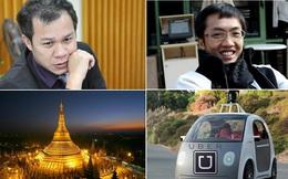 [Nổi bật] Uber đe dọa ngành ô tô, Không phải Cường đô la - đừng mơ ra trường đã làm chủ