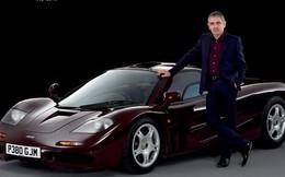 Siêu xe từng hai lần gặp nạn của Mr. Bean lập kỷ lục về giá bán