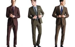 [Infographic] Làm sao để kết hợp màu vest và giày hoàn hảo?