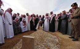 Vì sao quốc vương Ả Rập Saudi được chôn cất trong ngôi mộ vô danh?