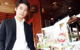 Triệu phú trẻ nhất Thái Lan xây dựng cơ nghiệp từ rong biển