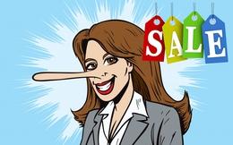 Tổ chức Sale off: Đừng để khách hàng nghĩ bạn luôn là kẻ dối trá
