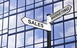 """Marketing vs. Sales: Trận chiến giành """"thượng đế"""""""