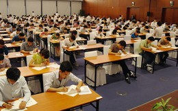 Hơn 10.000 người thi tuyển vào Samsung Việt Nam