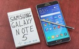 Galaxy Note 5 sẽ là con bài chiến lược giúp Samsung đại thắng năm nay?