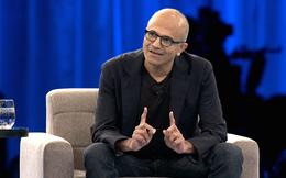 Microsoft tái cấu trúc toàn bộ công ty