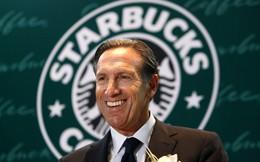 CEO Starbucks: 'Là doanh nhân không phải là cuộc chơi cho mọi người'