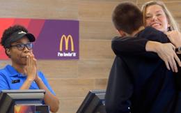 McDonald's: 'Bạn có thể thanh toán bằng ảnh tự sướng'