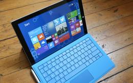 Surface 3: Một Surface Pro 3 rẻ hơn, mỏng hơn và chậm hơn