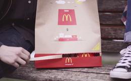 Kế hoạch 'giải cứu' McDonald's: Bán 3.500 cửa hàng và làm túi đựng đồ ăn siêu độc