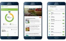 Samsung ra mắt ứng dụng chăm sóc sức khỏe dùng được trên mọi máy Android