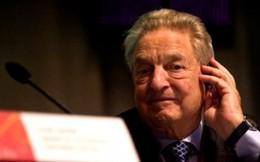 George Soros – Thiên tài bán khống