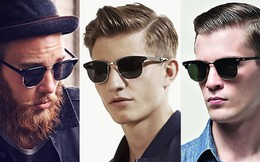 Cách chọn kính râm hoàn hảo cho quý ông