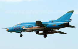 2 máy bay Su-22 của Không quân Việt Nam lâm nạn tại đảo Phú Quý