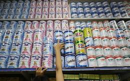 Thị trường sữa bột tại thành thị đã bão hòa