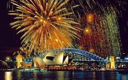 8 địa điểm tuyệt vời nhất thế giới để chào đón năm mới