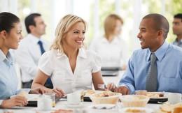 Những quy tắc cần ghi nhớ trên bàn ăn giao dịch thương mại