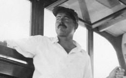Sự thật ít biết về cuộc đời nhà văn đoạt giải Nobel Ernest Hemingway