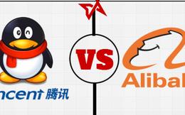 Alibaba vs. Tencent: Long tranh hổ đấu