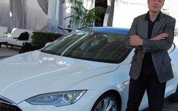 """Elon Musk: Sẽ rất """"tuyệt"""" nếu Apple kinh doanh ô tô"""