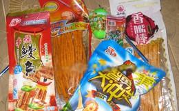 Bánh kẹo TQ 'sản xuất ở Hà Nội', đèn TQ in mác Rạng Đông